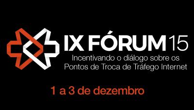 IX Fórum 15